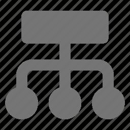 network, organization icon