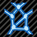 nodes, system, lymphatic, lymph icon