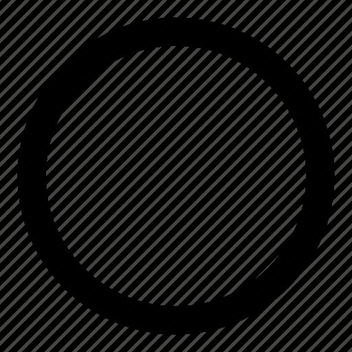 control, course, orienteering icon
