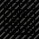 orienteering, signatures icon