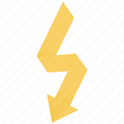 arrow, battery, bolt, charge, connect, danger, electric, electricity, energy, plug, shock, shock hazard, supply, thunder, thunderbolt, warning icon