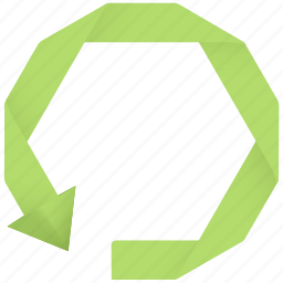 arrow, arrows, back, change, evolve, left, recycle, refresh, reload, resolve, restore, revert, rotate, sync, turn, update icon