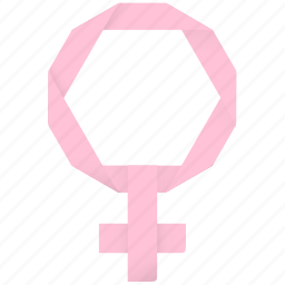 female, gender, girl, human, sex, woman icon