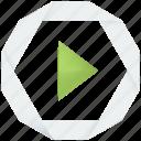 play, stream, movie, multimedia, player, music, video, audio, film icon