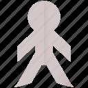 body, boy, account, head, face, person, profile, user, human, male, man icon