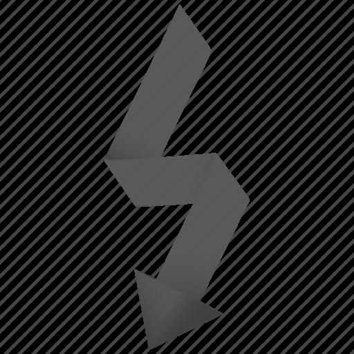 arrow, battery, bolt, charge, connect, danger, electric, electricity, energy, plug, shock, shock hazard, supply, thunder, thunderbolt, warning icon