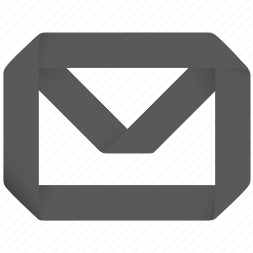 contact, email, envelope, letter, post, send icon