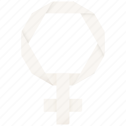 female, gender, girl, human, sex, woman icon