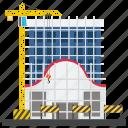 building scaffolding, scaffold architecture, scaffolding architecture, scaffolding installation, scaffolding service icon
