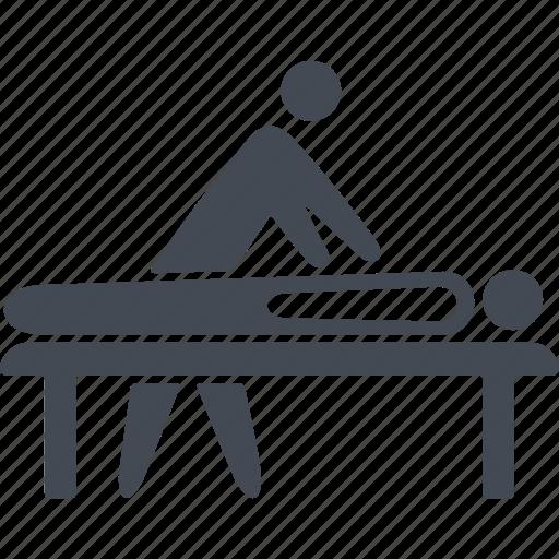 couch, massages, orthopedic, orthopedics icon