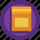 box, cardboard, card