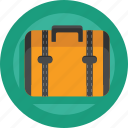 bag, holiday, luggage, suitcase, travel icon