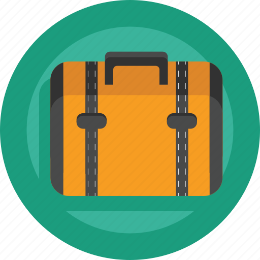 Bag, travel, holiday, suitcase, luggage icon