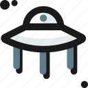 alien, martian, ovni, ship, space, ufo, universe icon
