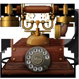 call, landphone, telephone icon