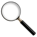 find, magnify, search, zoom icon