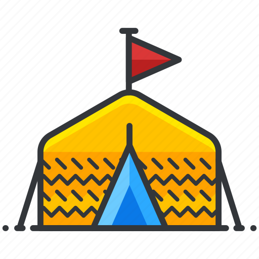 camp, camping, essentials, outdoor, tent icon