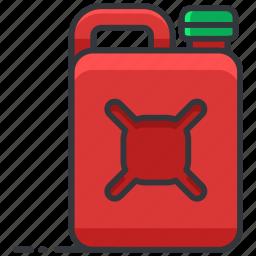 essentials, gas, gasoline, outdoor, tank icon
