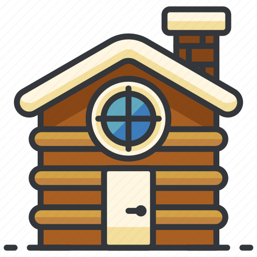 building, camping, essentials, house, hut, outdoor icon