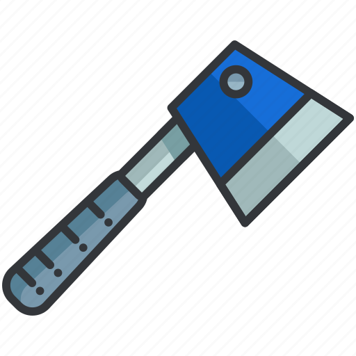axe, essentials, outdoor, steel, tool icon