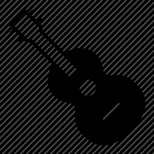 guitar, mandolin, music instrument, uke, ukulele icon