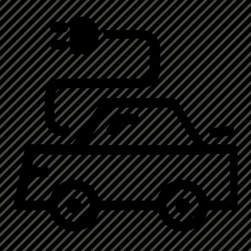 car, electric, transportation, vehicle icon