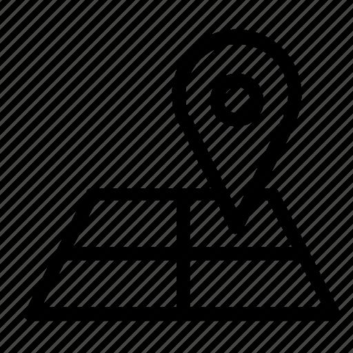 location, map icon