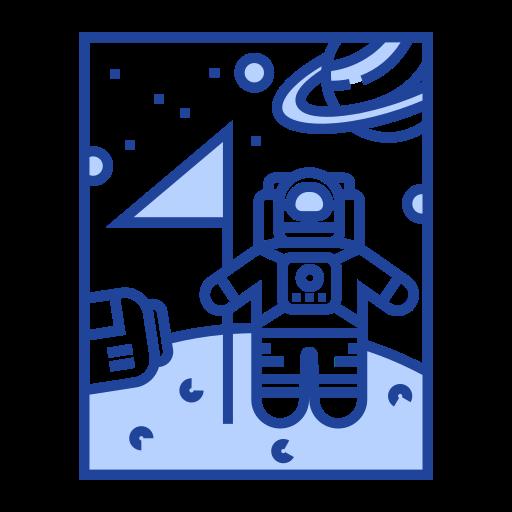 astronaut, cosmonaut, discovery, explorer, pioneer, space, spaceman icon