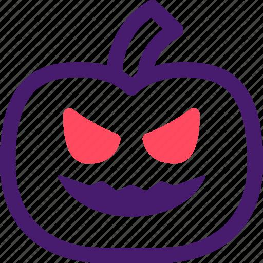 halloween, helloween, october, pumpkin icon