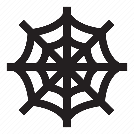 halloween, helloween, october, spider web icon