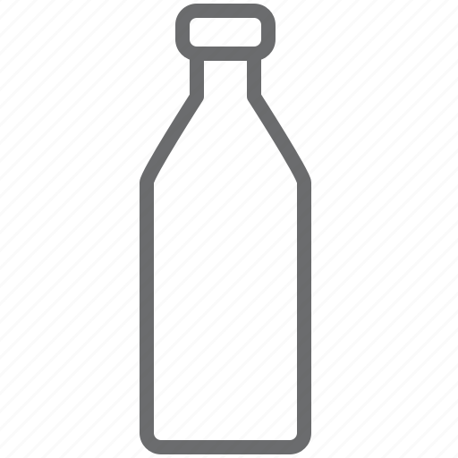bottle, drink, liquid icon