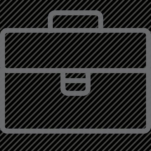bag, briefcase, business, case, job, office, suitcase icon