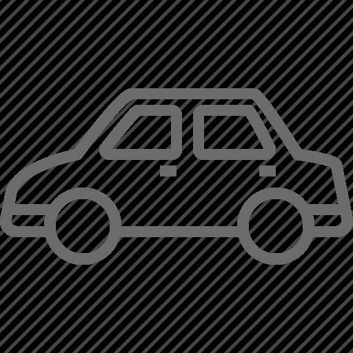 auto, automobile, car, taxi, transport, travel, vehicle icon