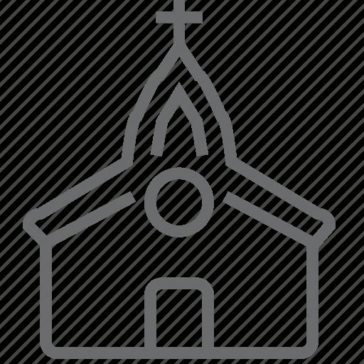 christian, church, religion icon
