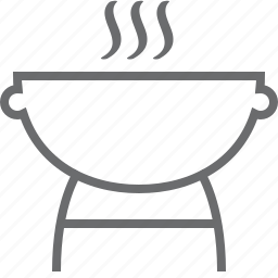 cook, cooking, hot, kitchen icon