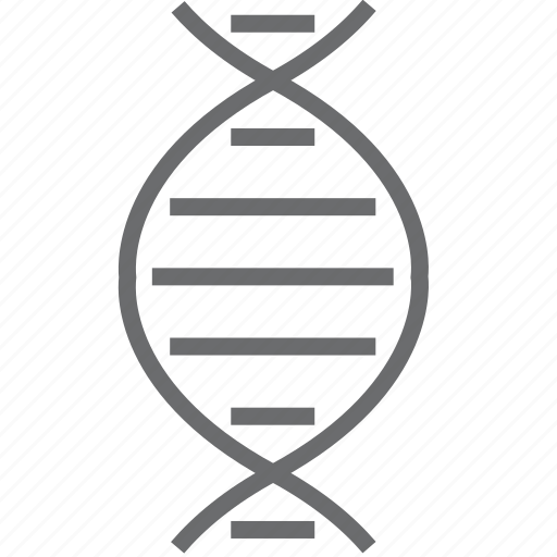 dna, molecule, science icon