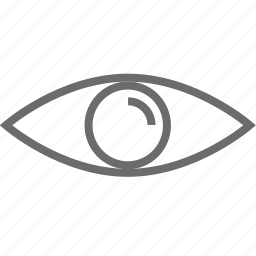 eye, look icon