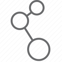chain, link, network icon