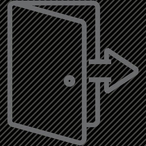 access, login, user icon