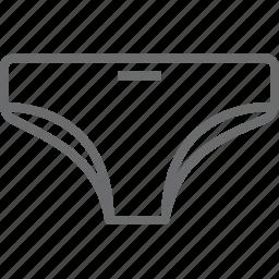 pan, underwear icon