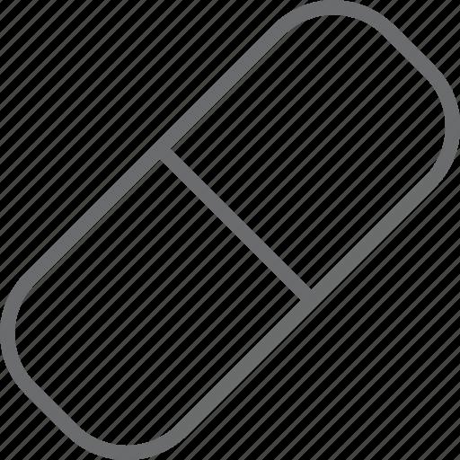 capsule, drugs, pill, pills icon