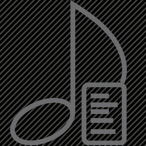 multimedia, music, playlist, sound icon
