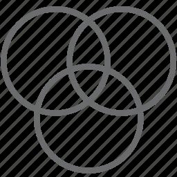 art, creative, design, rgb icon