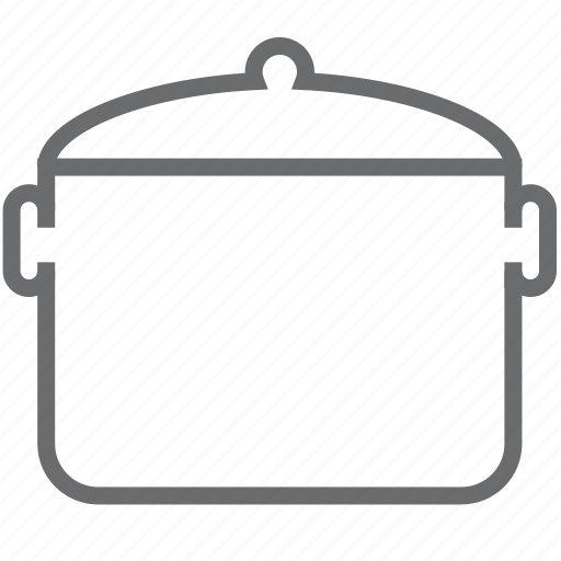 cooker, rice icon