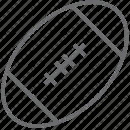 ball, rugy icon