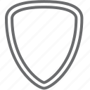 protect, secure, security, shield icon