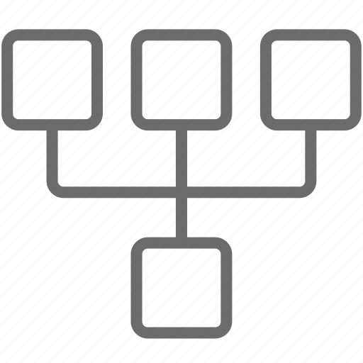 reverse, sitemap icon