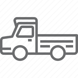 cargo, lorry, shipping, truck, vehicle icon