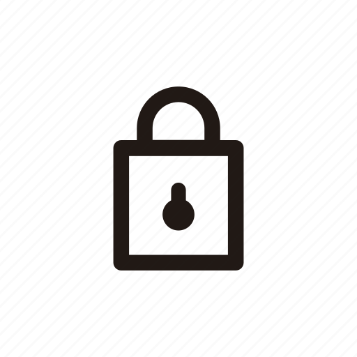 lock, locked, padlock, protect, safe, safety icon