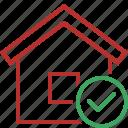address, building, home, house, ok